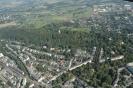 Luftaufnahme Nizzaallee, Lousberg und Soers von Südwesten